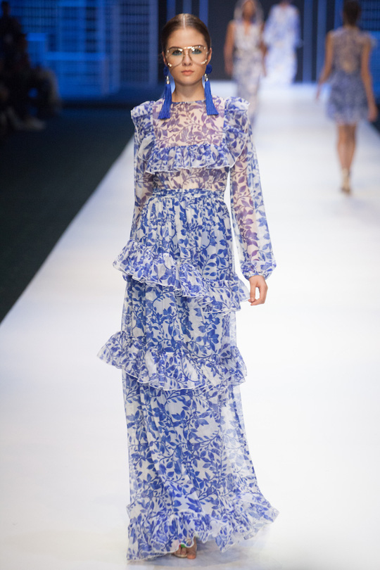 Những mẫu thiết kế không thua kém các thương hiệu thời trang nổi tiếng thế giới