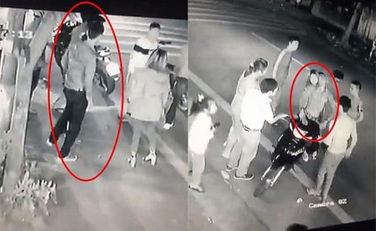 Can ngăn nhóm côn đồ ghẹo gái, một thanh niên bị đâm trọng thương - Ảnh 1.