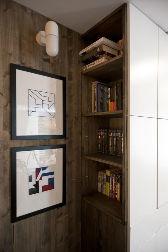 Căn hộ 35 m2 siêu đẹp với hộp ngủ tiết kiệm diện tích - Ảnh 6.
