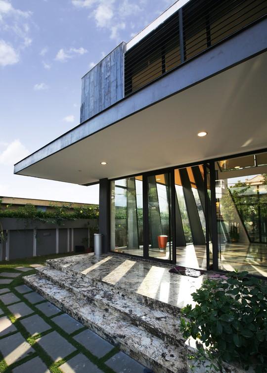 Biệt thự 700 m2 thiết kế tinh tế ở Hà Nội - Ảnh 6.