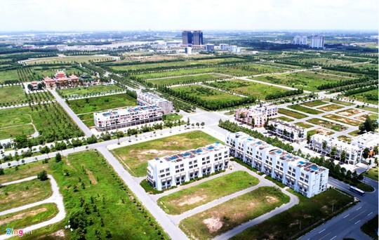 Thành phố 1.000 ha nhiều năm hoang vắng ở Bình Dương - Ảnh 6.