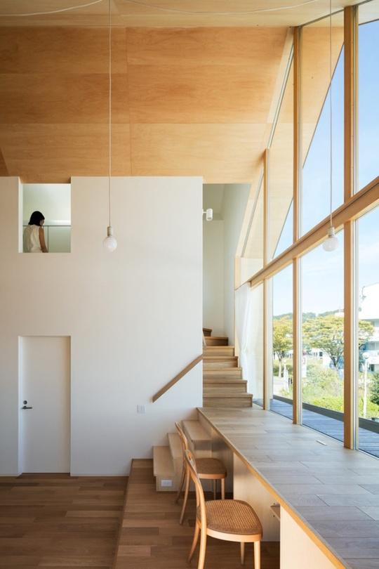 Nhà gỗ cấp 4 đẹp như biệt thự nhờ thiết kế tối giản - Ảnh 7.