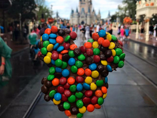 Những món ăn biểu tượng ở thế giới Disney World - Ảnh 7.