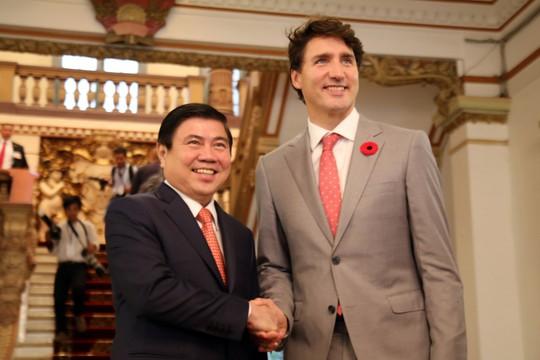 Thủ tướng Canada: TP HCM có nhiều cơ hội phát triển - Ảnh 4.