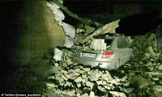 Động đất ở biên giới Iran - Iraq, hơn 210 người chết - Ảnh 3.