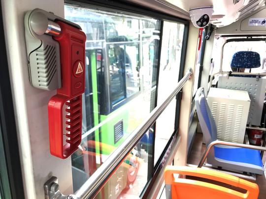 """TP HCM: Bắt tay vào """"thay máu"""" 3 tuyến xe buýt - Ảnh 6."""