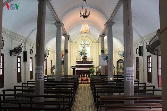 Những nhà thờ lý tưởng để đón Giáng sinh ở Hà Nội - Ảnh 6.