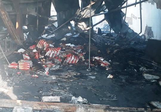 Vụ cháy công ty bánh kẹo: Tìm thấy thêm 1 thi thể - Ảnh 6.