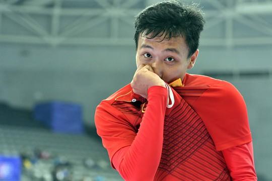Clip: Rượt đuổi tỉ số, futsal Việt Nam ngược dòng hạ Trung Quốc - Ảnh 4.