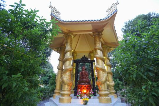 Đại Tòng Lâm, ngôi chùa có nhiều tượng phật nhất Việt Nam - Ảnh 6.