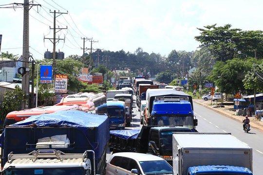 Sẽ giảm 20% giá vé qua trạm BOT Biên Hòa - Ảnh 1.