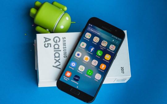 7 smartphone bán chạy nhất nửa đầu 2017 - Ảnh 6.