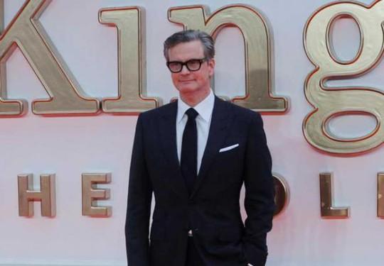 Tài tử Colin Firth trở thành công dân Ý - Ảnh 2.