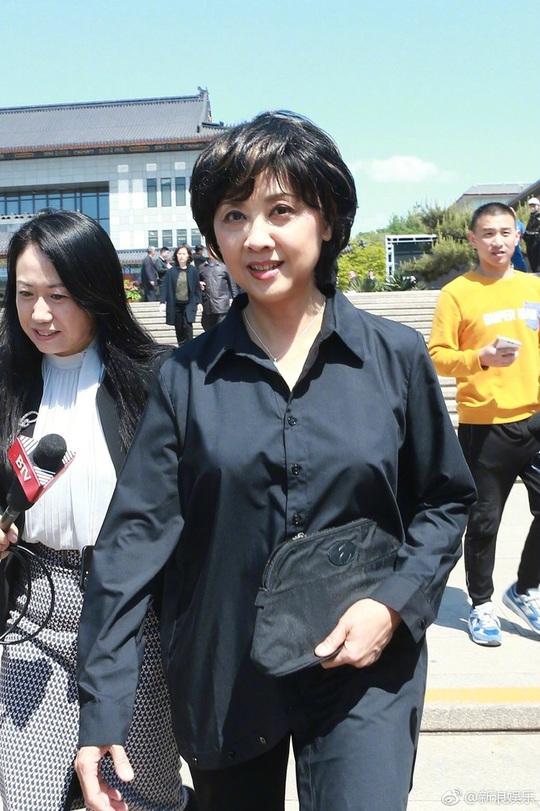 Vương Chu Lâm vai Quốc vương Nữ nhi quốc