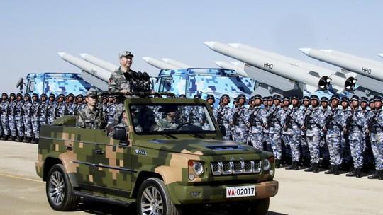 Trung Quốc: Tướng ngã ngựavì tham nhũng còn nhiều hơn tử trận - Ảnh 1.
