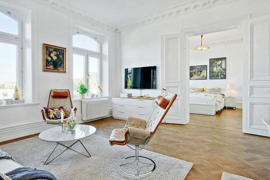 Chiêm ngưỡng căn hộ áp mái có giá 17 tỉ đồng - Ảnh 7.