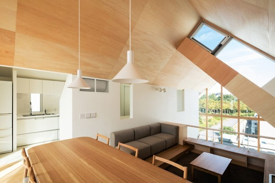 Nhà gỗ cấp 4 đẹp như biệt thự nhờ thiết kế tối giản - Ảnh 8.