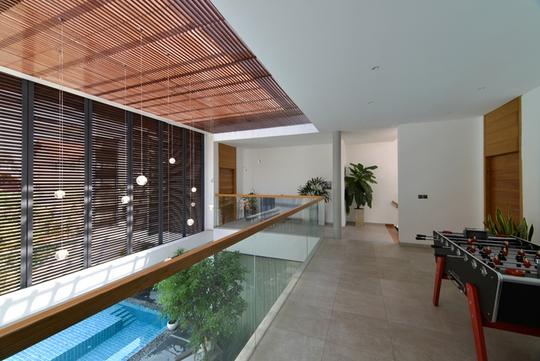 Resort thu nhỏ trong biệt thự ở Sài Gòn - Ảnh 7.
