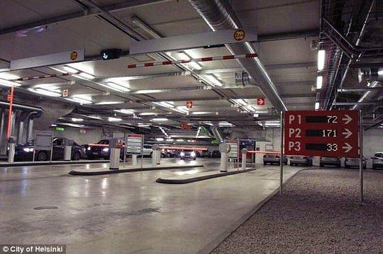 Đề phòng Nga, Phần Lan nâng cấp đường hầm bên dưới thủ đô - Ảnh 6.