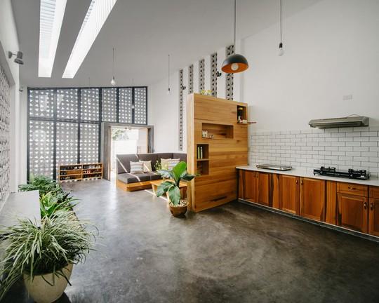Căn nhà một tầng với thiết kế nổi bật - Ảnh 7.
