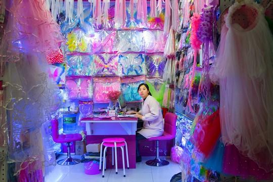 Khu chợ bán đồ Made in China lớn nhất thế giới - Ảnh 7.