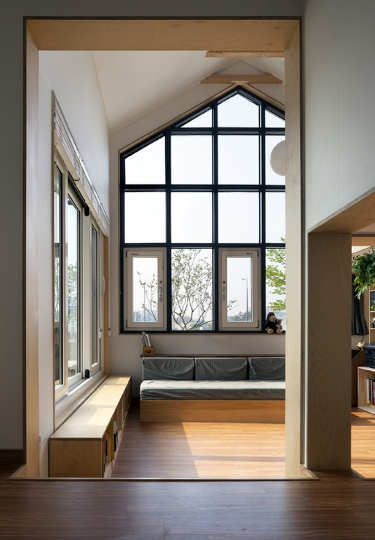 Ngôi nhà với phong cách tối giản đẹp như trong phim ở Hàn Quốc - Ảnh 6.
