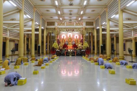 Đại Tòng Lâm, ngôi chùa có nhiều tượng phật nhất Việt Nam - Ảnh 7.