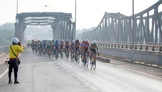 Giải xe đạp truyền hình Bình Dương: Mai Nguyễn Hưng về nhất chặng 7 - Ảnh 5.