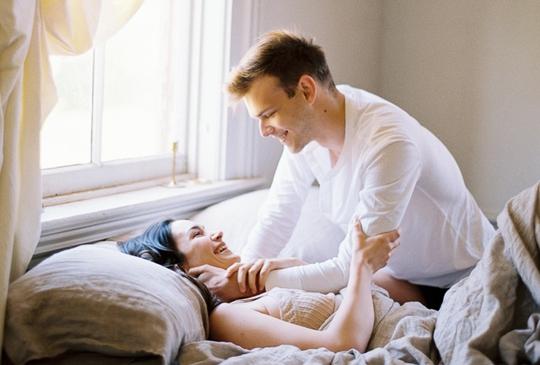 Đàn ông chết mê, chết mệt vợ vì điều gì? - Ảnh 1.