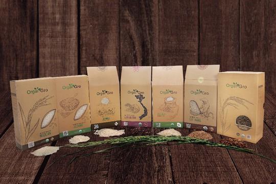 Gạo hữu cơ Orgagro - Sản phẩm vì sức khỏe người Việt - Ảnh 2.