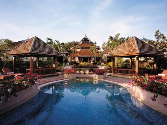 Các khu nghỉ dưỡng tốt nhất châu Á