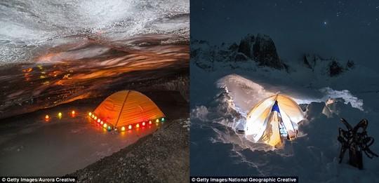 Những điểm cắm trại độc đáo nhất thế giới, trong đó có Sơn Đoòng - Ảnh 8.