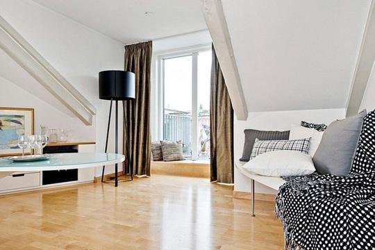 Chiêm ngưỡng căn hộ áp mái có giá 17 tỉ đồng - Ảnh 8.