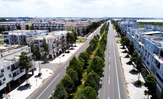 Thành phố 1.000 ha nhiều năm hoang vắng ở Bình Dương - Ảnh 8.