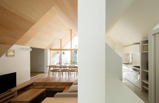 Nhà gỗ cấp 4 đẹp như biệt thự nhờ thiết kế tối giản - Ảnh 9.