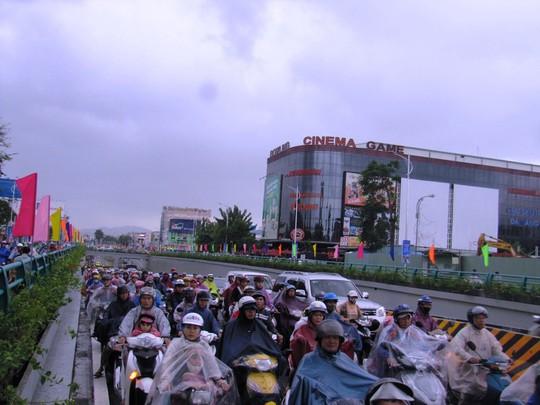 Đà Nẵng: Thông xe kỹ thuật hầm chui Điện Biên Phủ - Nguyễn Tri Phương - Ảnh 6.