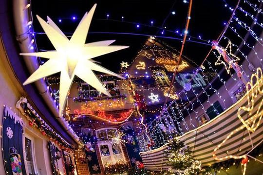 Chi gần 5 tỷ đồng thắp sáng 530.000 đèn Giáng sinh - Ảnh 9.