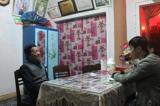 Ông Huỳnh Hoa, truyền nhân cuối cùng của gánh hát Đức Giáo Ảnh: CƯỜNG LÊ