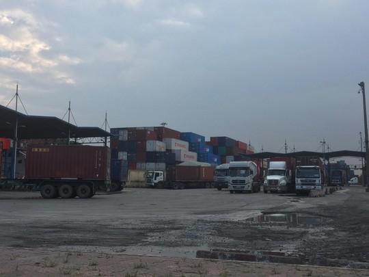 Ì ạch cảng biển Đông Nam Bộ: Cảng nước sâu cũng khó - Ảnh 2.