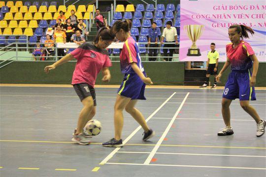 Sân chơi cho nữ CNVC-LĐ - Ảnh 1.