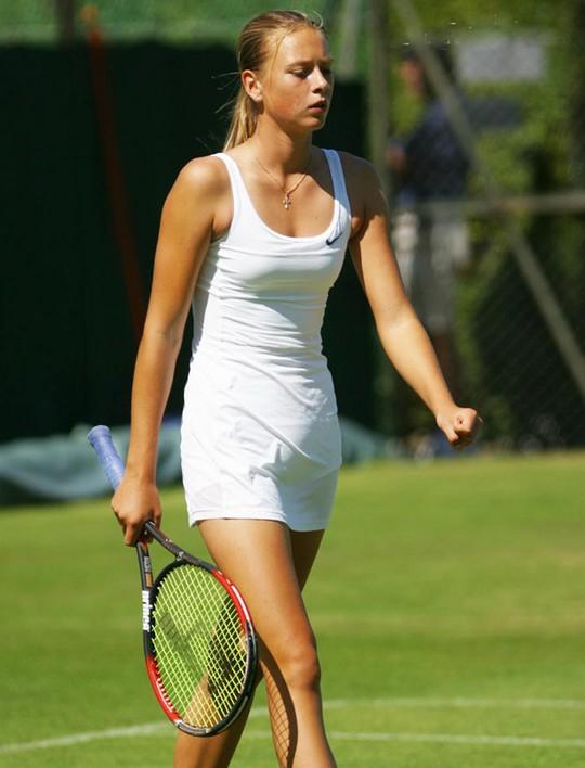Sharapova không dừng bước (*): Lên đỉnh vinh quang - Ảnh 1.