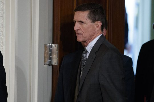 Cựu Cố vấn An ninh Quốc gia Michael Flynn. Ảnh: AP
