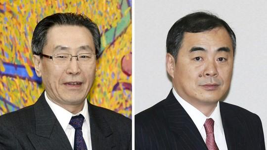 Trung Quốc âm thầm thay đặc sứ về Triều Tiên - Ảnh 1.