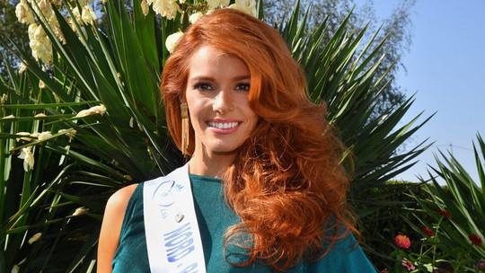 Cận cảnh nhan sắc tân Hoa hậu Pháp - Ảnh 7.