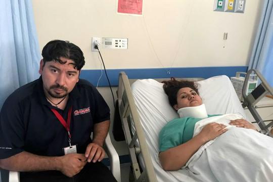 Động đất Mexico: Được cứu sống nhờ… tin nhắn gửi chồng - Ảnh 2.