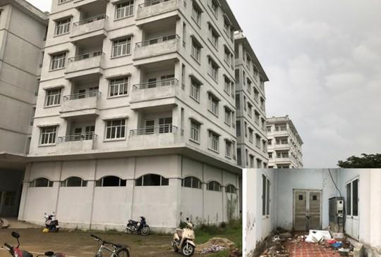 Handico3 đề nghị phá bỏ 150 căn hộ tái định cư - Ảnh 1.