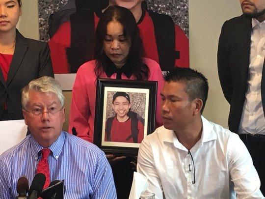 Mỹ: Gia đình nam sinh gốc Việt đòi bồi thường 20 triệu USD - Ảnh 2.