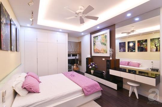 Thăm căn hộ thoáng và đẹp đến từng chi tiết nhỏ