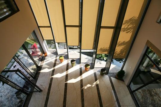 Biệt thự 700 m2 thiết kế tinh tế ở Hà Nội - Ảnh 9.