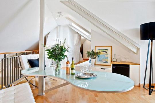 Chiêm ngưỡng căn hộ áp mái có giá 17 tỉ đồng - Ảnh 9.